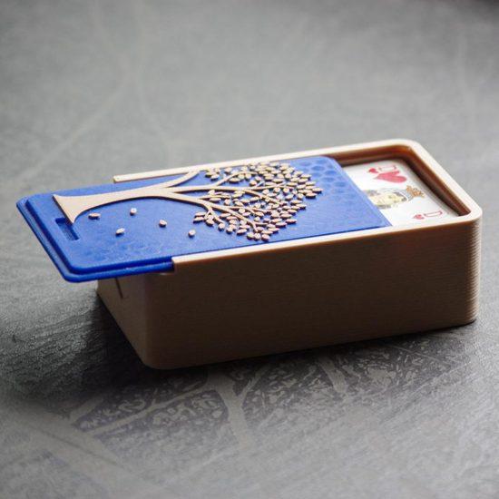 Conception et impression 3D - boite tarot
