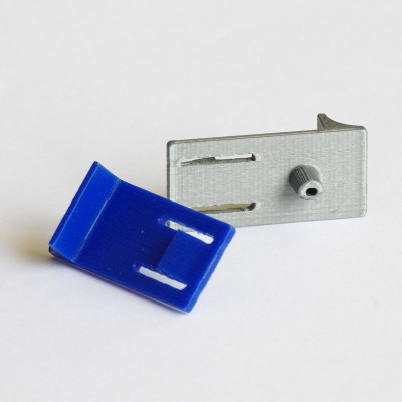 Conception et impression 3D - taquets étagère