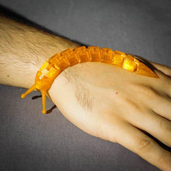 Impression 3D - limace 1