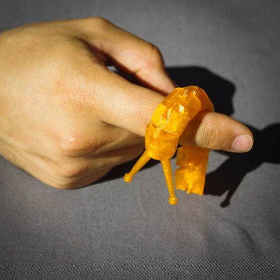 Impression 3D - limace 2