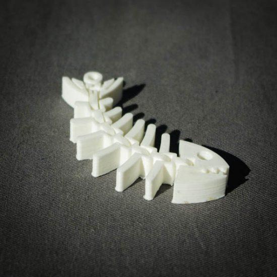 Impression 3D - poisson 4
