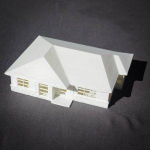 Impression 3D - maquette archi 2