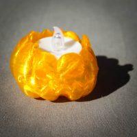 Impression 3D - citrouille méchante