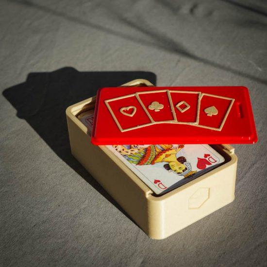 Conception & Impression 3D - boitre tarot carte