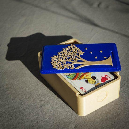 Conception & Impression 3D - boitre tarot arbre
