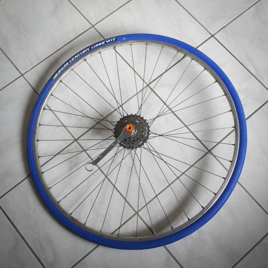 Conception et impression 3D - Extracteur de roue libre contexte